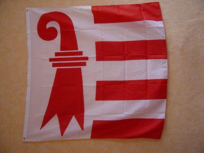 Fahne Flagge JURA 120 x 120 cm