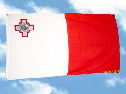 Fahne Flagge MALTA 150 x 90 cm