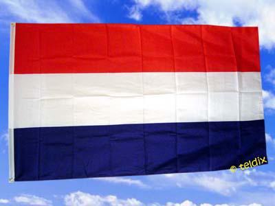 Fahne Flagge NIEDERLANDE 150 x 90 cm