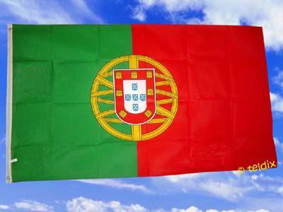 Fahne Flagge PORTUGAL 150 x 90 cm