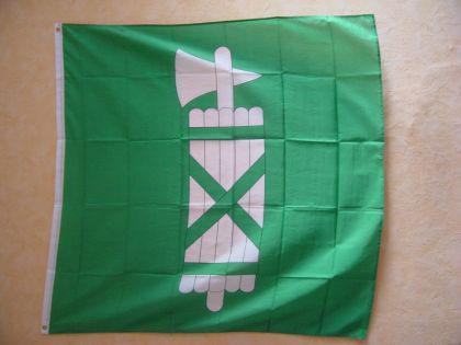 Fahne Flagge ST. GALLEN 120 x 120 cm