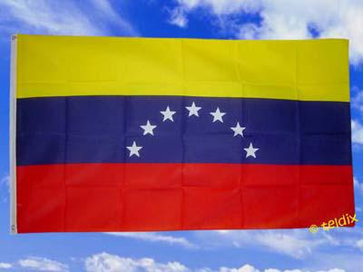 Fahne Flagge VENEZUELA 150 x 90 cm