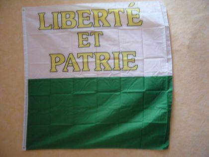 Fahne Flagge WAADT 120 x 120 cm