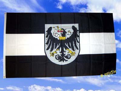 Fahne Flagge WESTPREUSSEN 150 x 90 cm