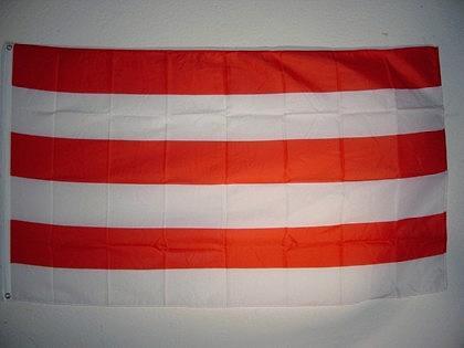 Fahne Flagge WISMAR 150 x 90 cm - Vorschau