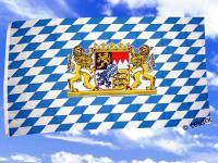 Fahne Flagge BAYERN BAVARIA 150 x 90 cm