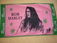 Fahne Flagge BOB MARLEY ROSA 150 x 90 cm
