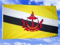 Fahne Flagge BRUNEI 150 x 90 cm