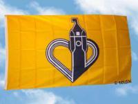 Fahne Flagge CALAIS 150 x 90 cm