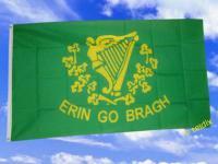 Fahne Flagge ERIN GO BRAGH IRLAND 150 x 90 cm