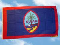 Fahne Flagge GUAM 150 x 90 cm