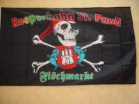Fahne Flagge ST. PAULI FISCHMARKT 150x90cm