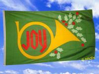 Fahne Flagge FÜLLHORN JOY 150 x 90 cm