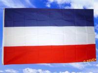 Fahne Flagge JUGOSLAWIEN 150 x 90 cm