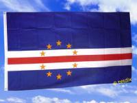 Fahne Flagge KAP - VERDE 150 x 90 cm