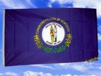 Fahne Flagge KENTUCKY 150 x 90 cm
