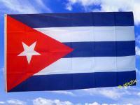 Fahne Flagge KUBA 150 x 90 cm