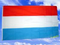 Fahne Flagge LUXEMBURG 150 x 90 cm