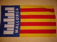 Fahne Flagge MALLORCA 150 x 90 cm