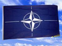Fahne Flagge NATO 150 x 90 cm