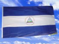 Fahne Flagge NICARAGUA 150 x 90 cm