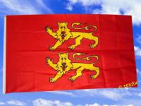 Fahne Flagge NORMANDIE 150 x 90 cm
