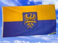 Fahne Flagge OBERSCHLESIEN 150 x 90 cm