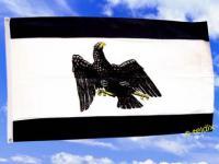 Fahne Flagge PREUSSEN DIENSTFLAGGE 150 x 90 cm