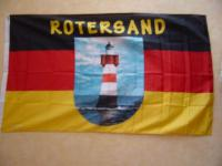 Fahne Flagge ROTERSAND 150 x 90 cm