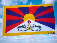Fahne Flagge TIBET 150 x 90 cm