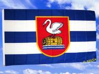Fahne Flagge TÖNNING 150 x 90 cm
