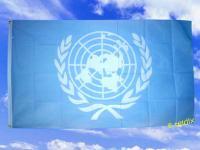 Fahne Flagge UNO 150 x 90 cm