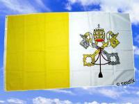 Fahne Flagge VATIKAN 150 x 90 cm
