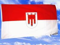 Fahne Flagge VORARLBERG 150 x 90 cm