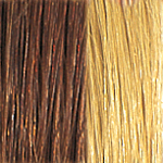 she by SO.CAP. Extensive / Tape Extensions 35/40 cm #18/24 bicolour - Vorschau