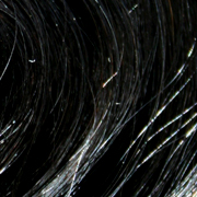 HAIROYAL Tresse: #1b- Schwarz