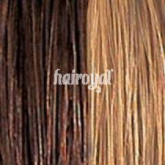 she by SO.CAP. Extensions glatt #8/26 bicolour- dark streack