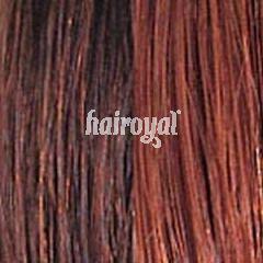 she by SO.CAP. Tresse glatt #32/130 bicolour - light copper c