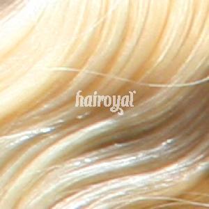 Hairoyal Clip-On-Tressen-Set - glatt #Hell-Lichtblond