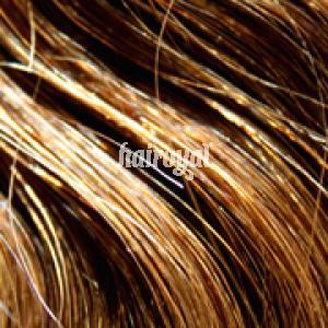 Hairoyal Clip-On-Tressen-Set - gewellt #Dunkel-Aschblond