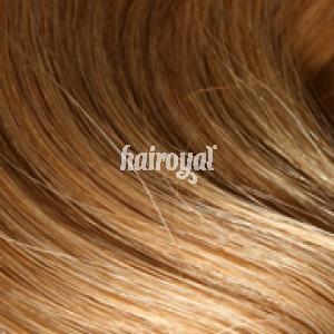 Hairoyal Clip-On-Tressen-Set - gewellt #Dunkel-Goldblond