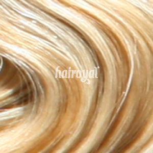 Hairoyal Clip-On-Tressen-Set - gewellt #Naturblond/ Hellblon