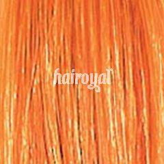 HAIROYAL® Synthetik-Extensions #Orange - Vorschau