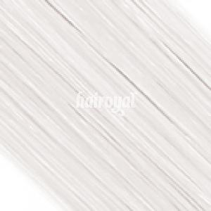 HAIROYAL® Synthetic-Extensions # White