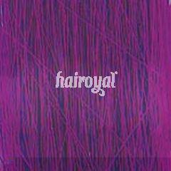 HAIROYAL® Synthetik-Extensions #Violet - Vorschau