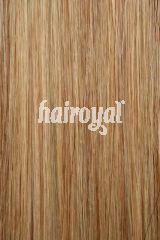 Hairoyal® SkinWefts Haarlänge 55/60cm glatt #mittel-hell - Vorschau 1