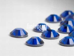 CRYSTALLIZED Swarovski® Wimpernkristalle #Capri Blue