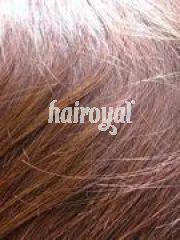 HAIROYAL Extensions: #4- Mittel-Dunkelbraun - Vorschau 2