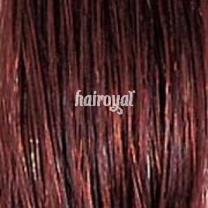 she by SO.CAP. Extensions glatt #33- light mahagony chestnut
