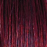 she by SO.CAP. Extensive / Tape Extensions 50/60 cm #Dunkelrot